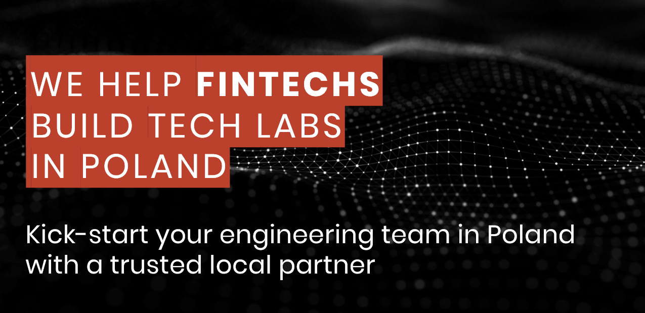 Tech labs for Fintechs