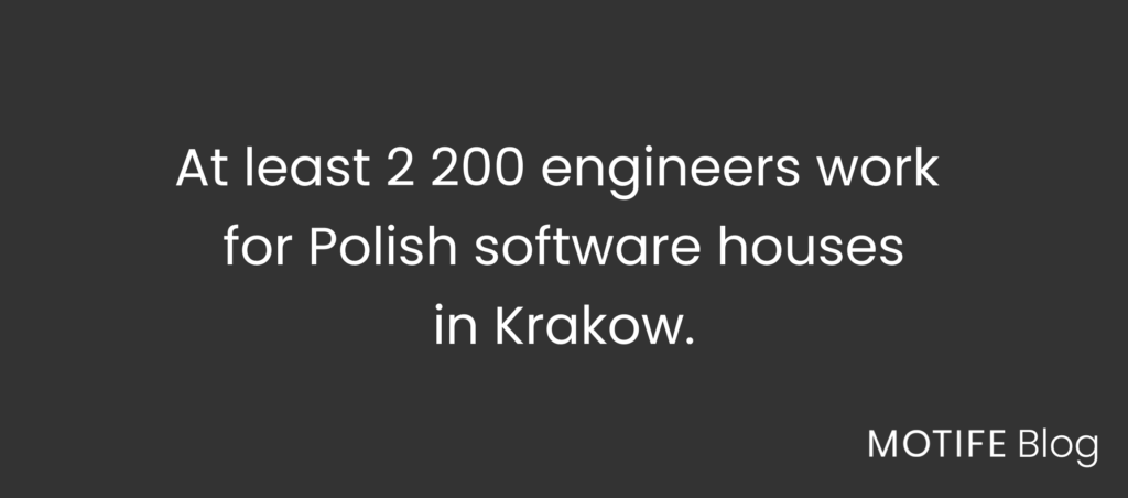The 10 largest Polish software houses in Krakow - 2021 UPDATE